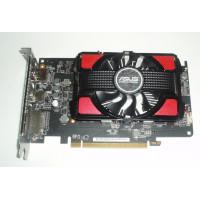 Видеокарта Asus RX 550 4 gb