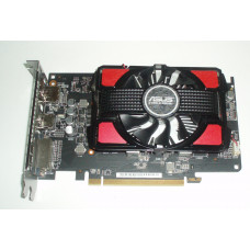Видеокарта Asus RX 550 4 gb недорого