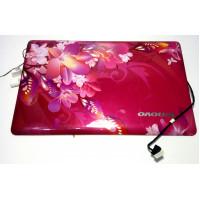 Крышка верхняя ноутбука Lenovo s10-3s