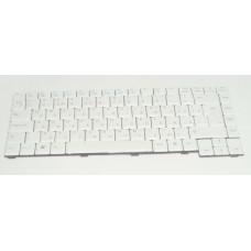 Клавиатура ноутбука Depo белая
