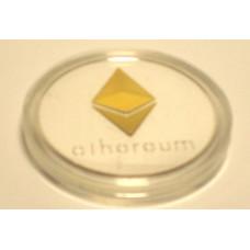 Сувенир монета ETH